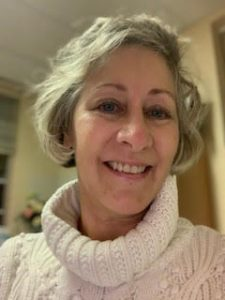 Patty Plaskon | Woman Smiling